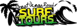 great ocean road surf tours logo